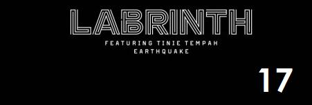 labrinth-earthquake