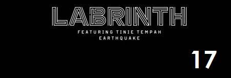 labrinth-earthquake