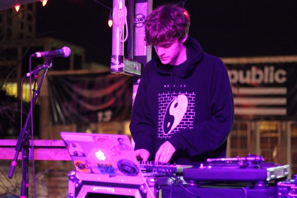 RYAN HEMSWORTH SXSW 2013