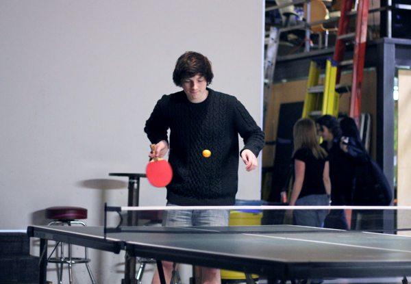 Lewis watson ping pong