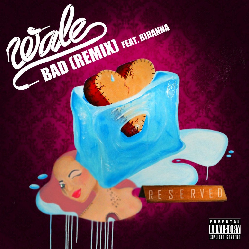 bad remix cover dirty