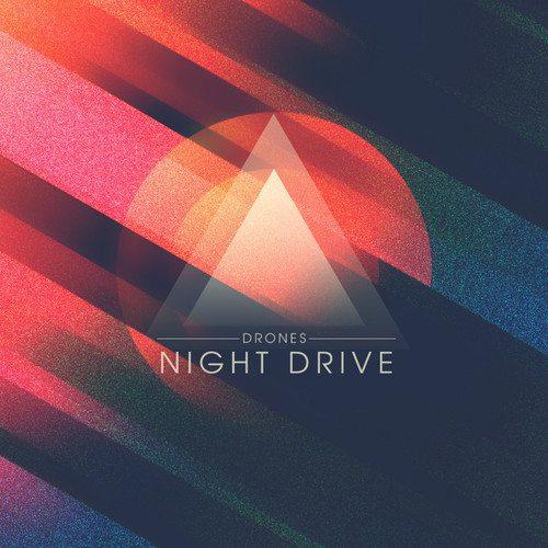 drones night drive