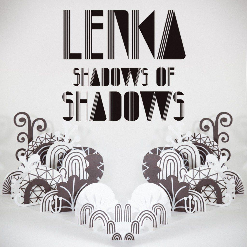 Lenka - Shadows of Shadows -  Remix EP Cover