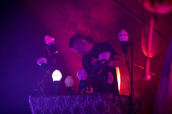 Purity Ring 3 at The fonda August 27 2013 by Russ Ramos