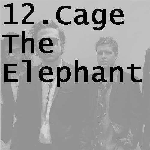12cagetheelephant