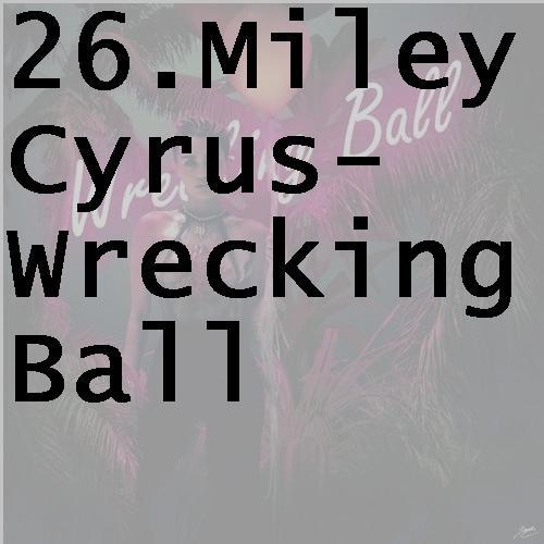 26mileycyruswreckingball