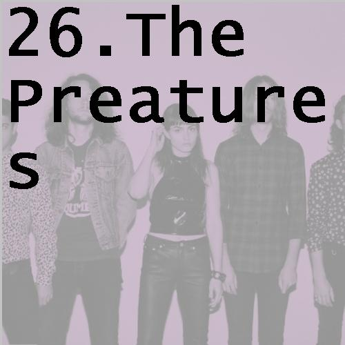 26thepreatures