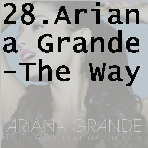 28arianagrandetheway