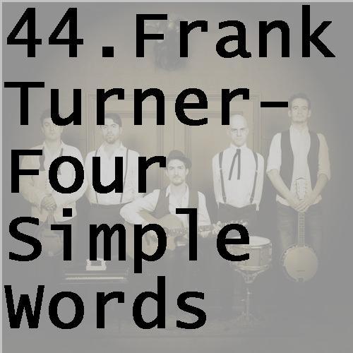 44frankturnerfoursimplewords