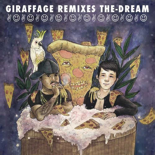 Giraffage Remixes The-Dream