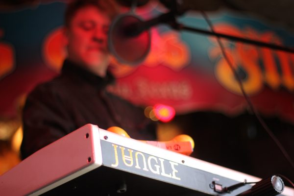 SXSW 2014 B3SCI Presents - Jungle 2