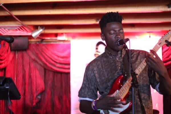 SXSW 2014 B3SCI Presents - Moses Sumney