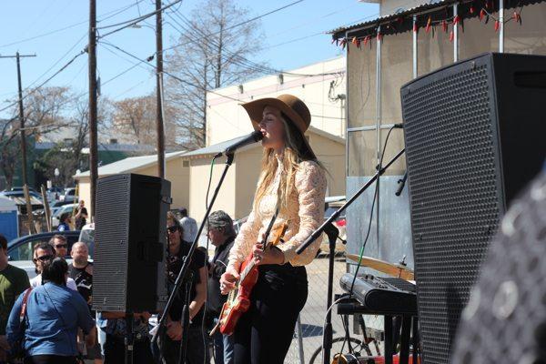SXSW 2014 B3SCI Presents - Zella Day