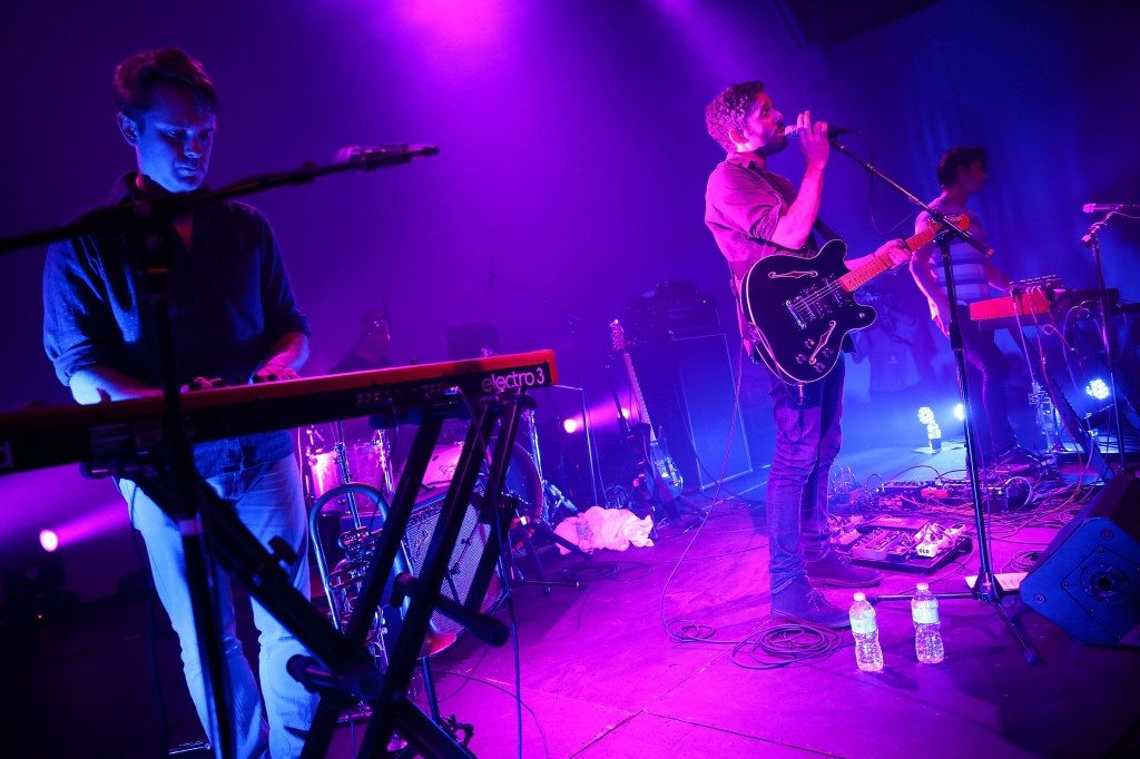 Pandora Presents The Antlers At StubHub's Next Stage