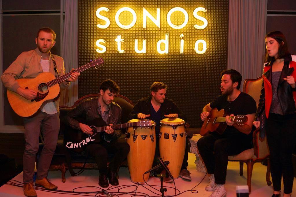 Milo at Sonos