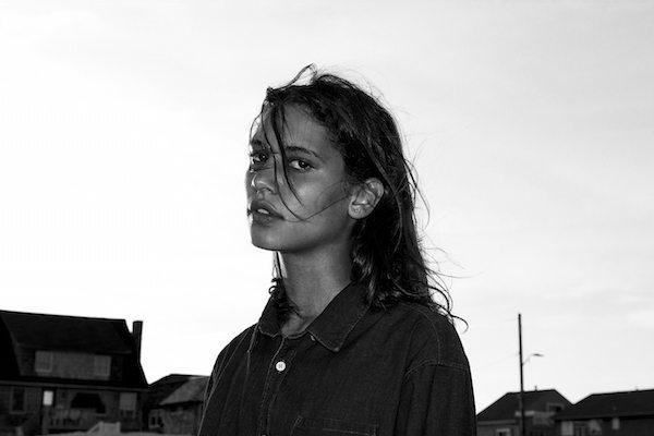 OKAY-KAYA photographed by Tim Barber. 2015.