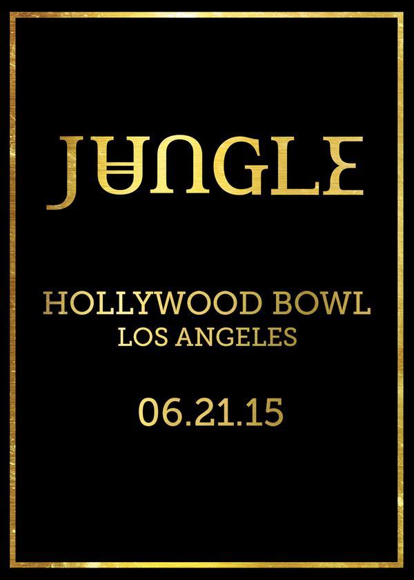 Jungle and UNderworld Hollywood Bowl
