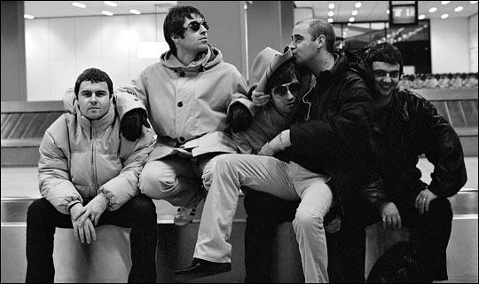 Oasis 1991 - 2009 - blahblahblahscience Oasis Band 1995