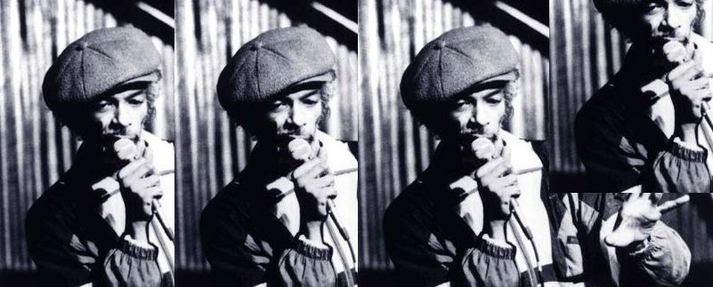 Gil Scott-Heron - NY Is Killing Me (Jamie XX Remix) / Gil Scott-Heron - I'll Take Care of You ...