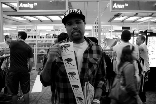Late on this one but better late…Check out the video for Dom Kennedy's Grind'n.