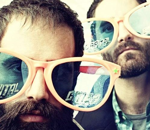 Capital Cities - Center Stage