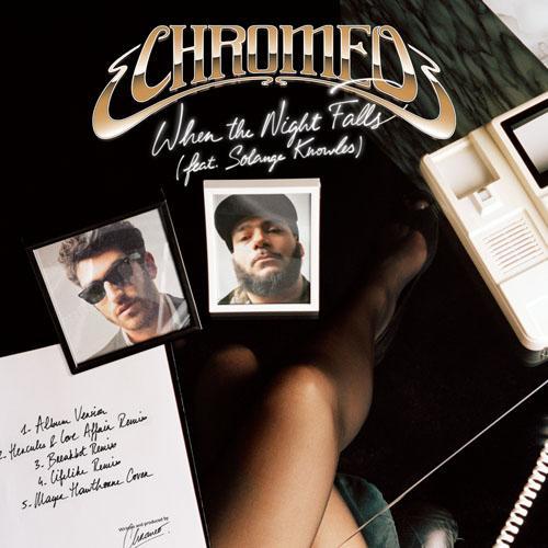 Chromeo - When The Night Falls (Sammy Saxy Bananas Remix)