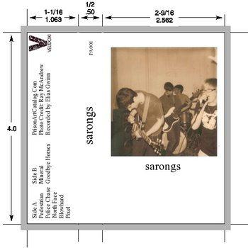 Sarongs - Pedestrian
