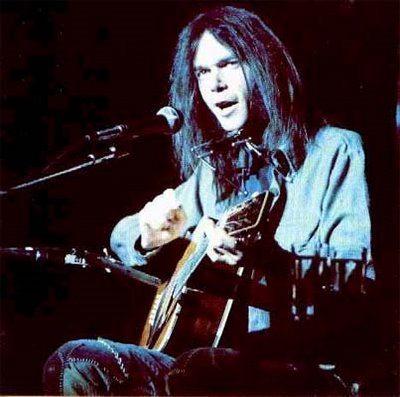 Neil Young: A Top Ten
