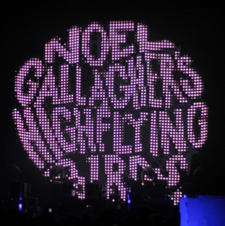 SHOW REVIEW: Noel Gallagher's High Flying Birds / The Hours @ Royce Hall, Los Angeles 11/18/11