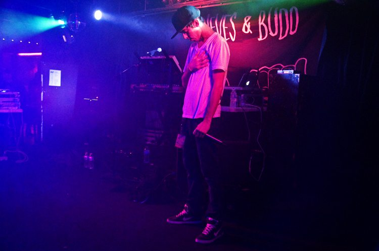 SHOW REVIEW: Grieves and Budo @ The Middle East, Boston 12/05/11