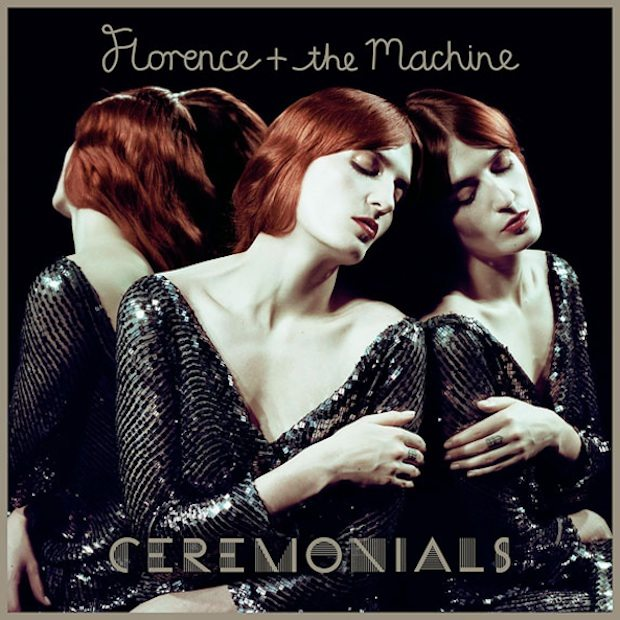 GIVEAWAY! Florence   The Machine  - Ceremonials [Vinyl]