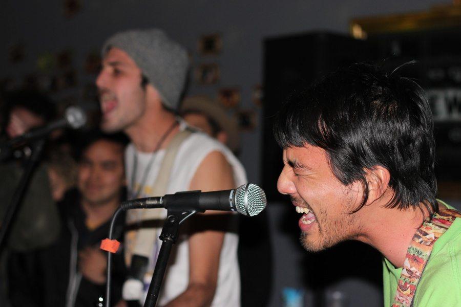 SHOW REVIEW: FIDLAR @ Vita Hill Social Club, Santa Monica, Feb. 16th, 2k12