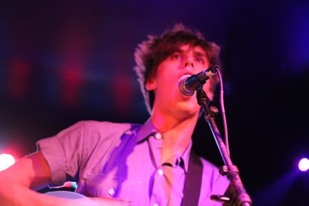 SHOW REVIEW: Howler / The Static Jacks / TOPS @ The Echo LA, March 23rd, 2012