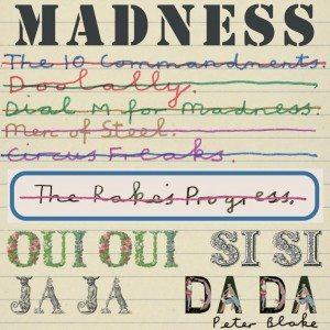 madness album