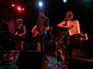 Rah Rah at the Bootleg in LA 11.28.12