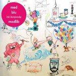 MED & BLU - Burgundy Whip - prod. by MADLIB