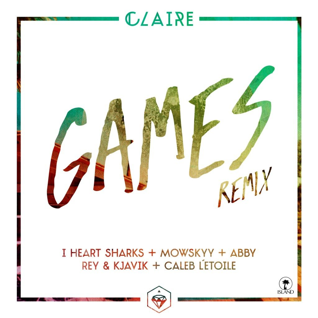 Premiere: CLAIRE – Games (Mowskyy Remix) MP3