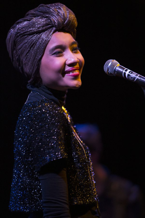YUNA AT BOOTLEG IN LA by Russ Ramos 2