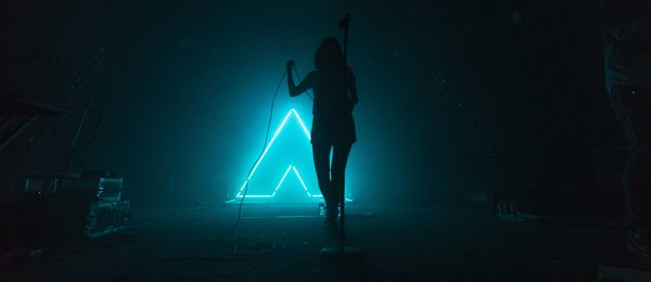 Chvrches live in Pamona by Russ Ramos