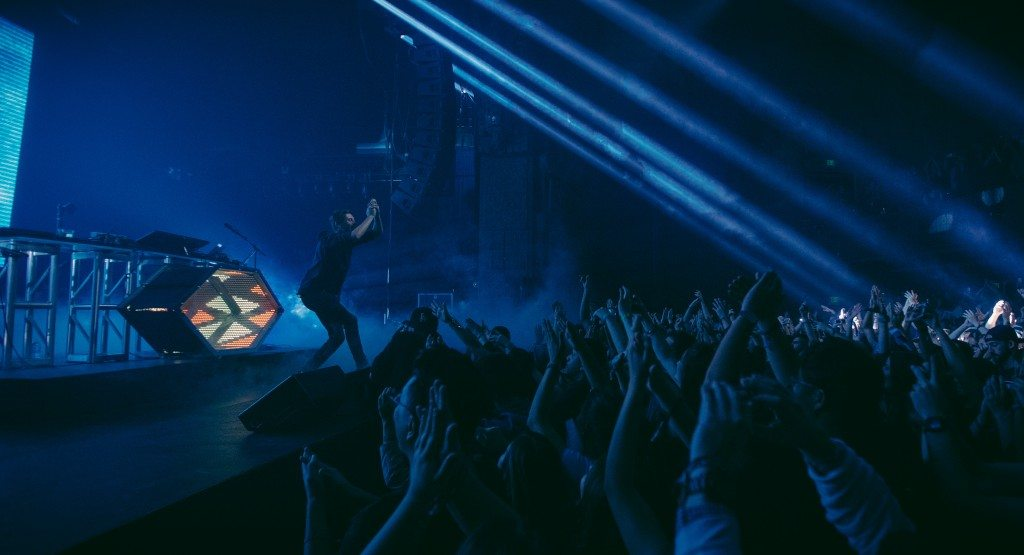 Review: Flume with River Tiber @ Mayan Theater, L A  on 11/12