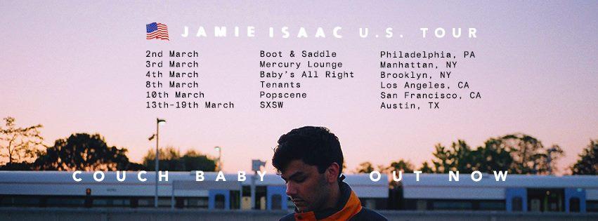 jamie-isaac-tour