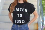 B3SCI Black t-shirt1