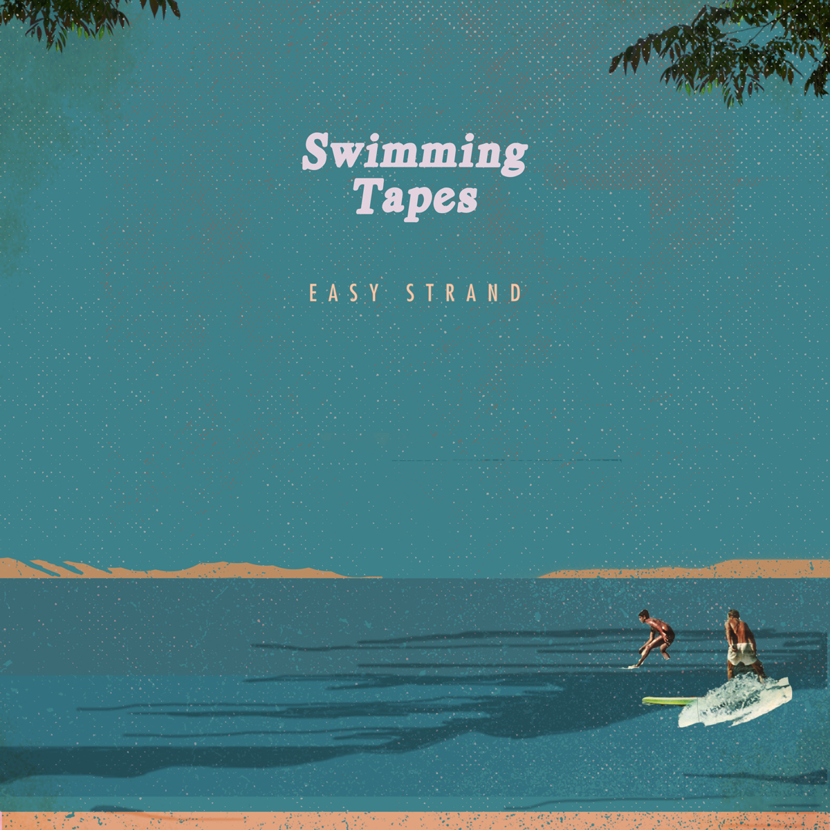 Swimming Tapes Easy Strand Artwork