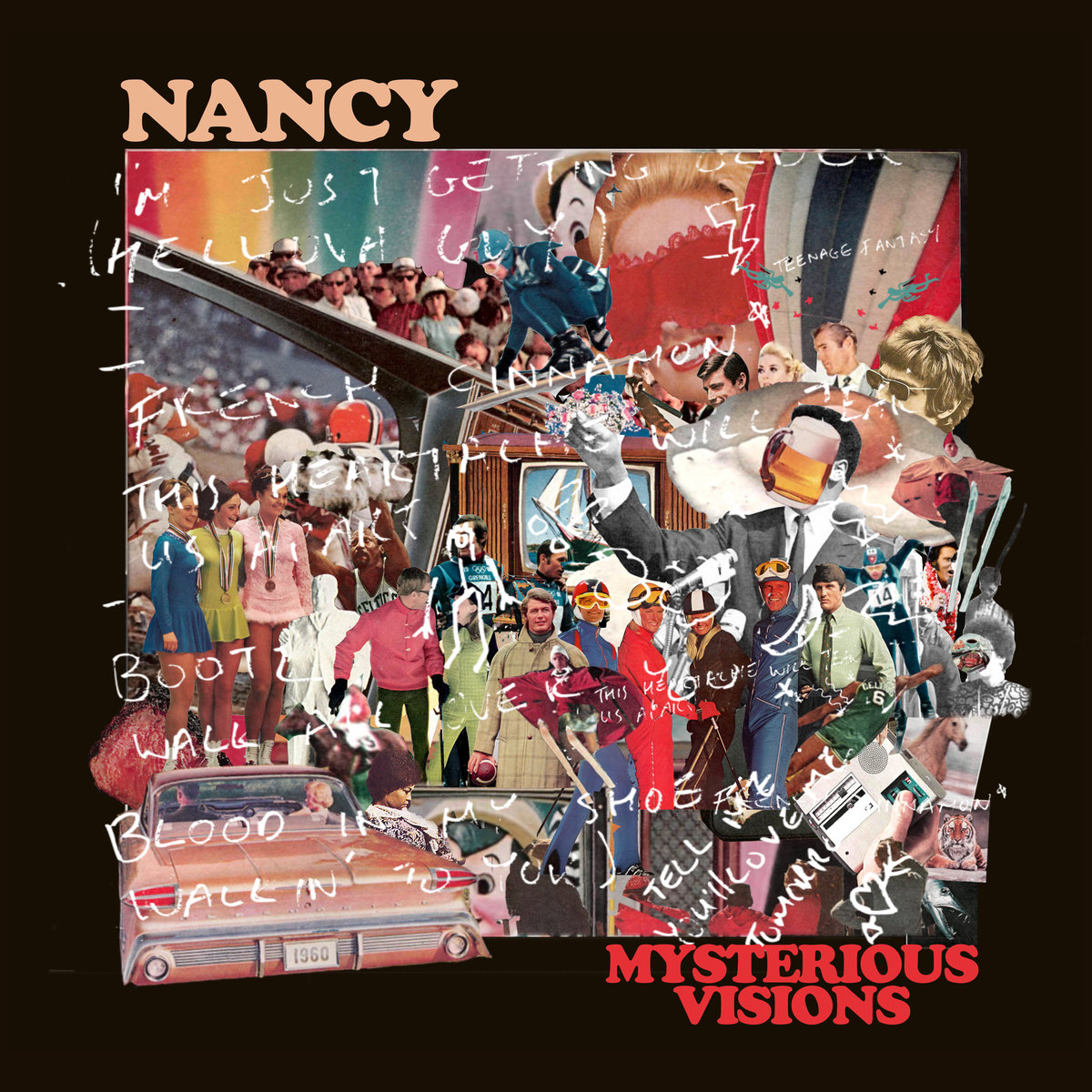 Nancy Mysterious Visions EP